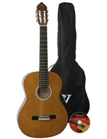 Valencia 3/4 Classic Guitar Pack