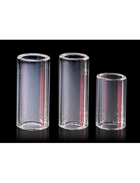 Dunlop Pyrex Glass Slide Heavy Wall
