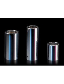 Dunlop Metallic Chrome Steel Slide