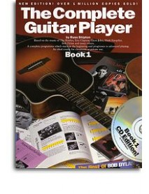 Complete Guitar Player Book 1 + CD