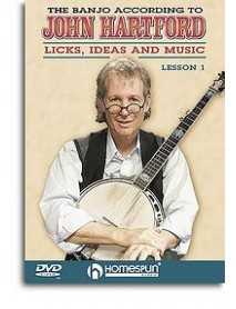 The Banjo According To John Hartford