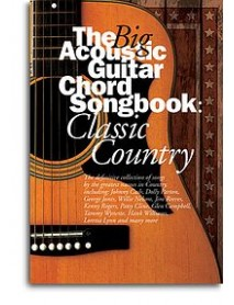 Big Acoustic Songbook Classic Country