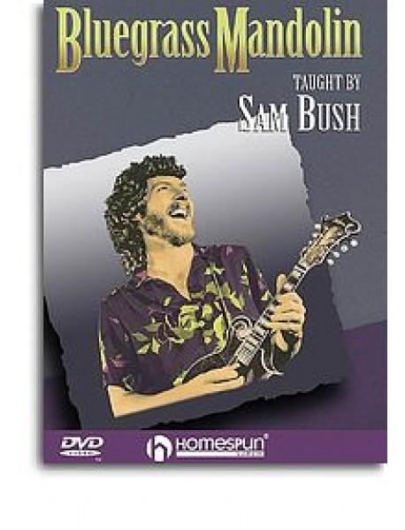 Bluegrass Mandolin By Sam Bush