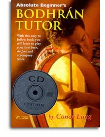 Bodhran Tutor Book & CD