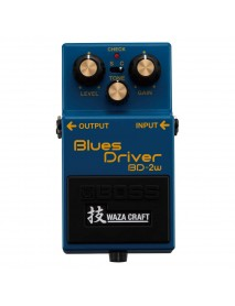 Boss BD-2W Blues Driver Waza Craft pedal
