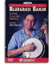 Branching Out On Bluegrass Banjo 2