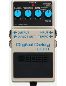 BOSS DD 3T  DIGITAL DELAY