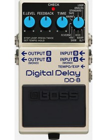 BOSS DD 8 DIGITAL DELAY