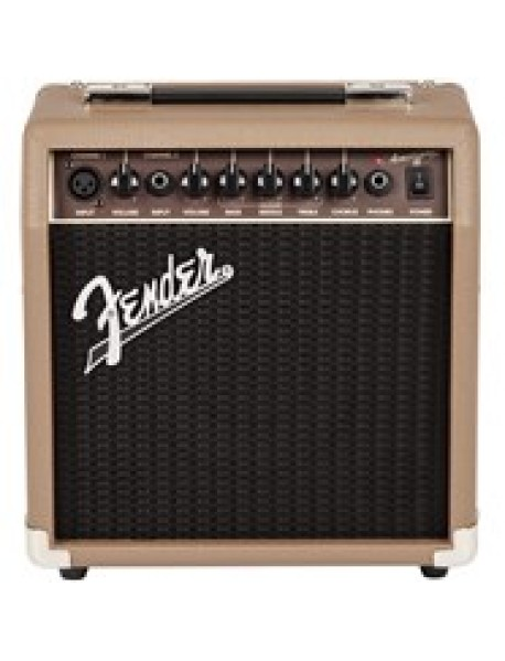 FENDER ACOUSTASONIC 15 AMPLIFIER