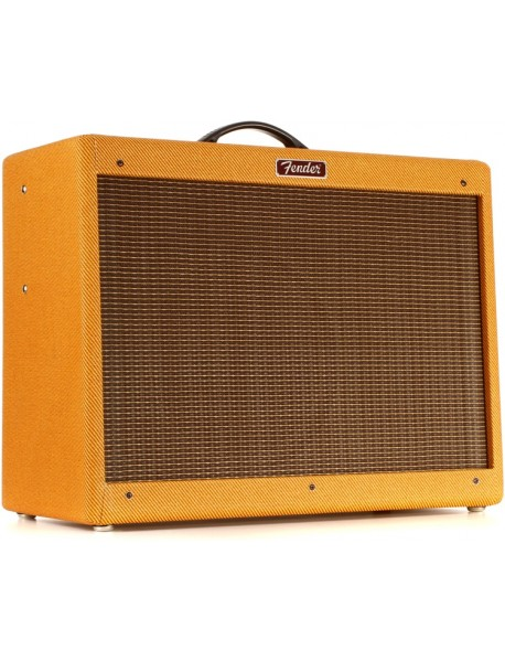 FENDER BLUES DE LUXE RE-ISSUE TWEED