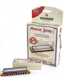 Hohner Marine Band 125th Anniversary