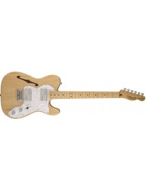 Squier Vintage Modified 72 Thinline Tele MN Nat