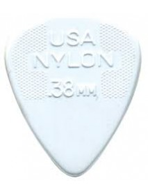 Dunlop .38 gauge plectrum