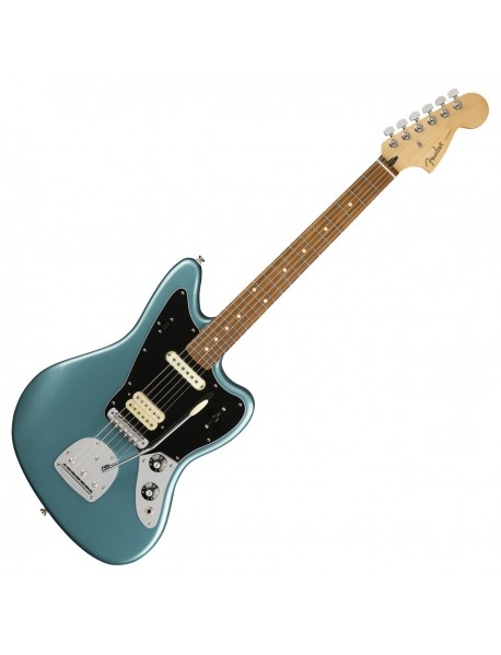 Fender player series jaguar pf tidepool