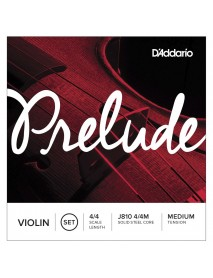 D'addario Prelude J810 4/4M fiddle strings
