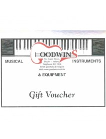 Goodwins Gift Voucher