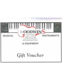 Goodwins Gift Voucher