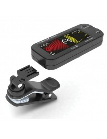Cherub WMT 610 RC Chromatic Clip On Tuner & Metronome