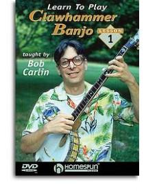 Clawhammer Banjo 1 The Basics