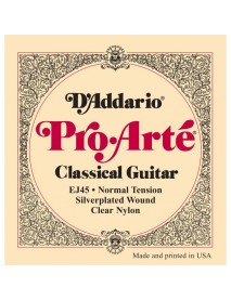 D'Addario EJ 45 Classical Normal Tension