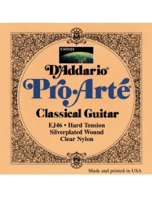 D'Addario EJ 46 Classical Hard Tension
