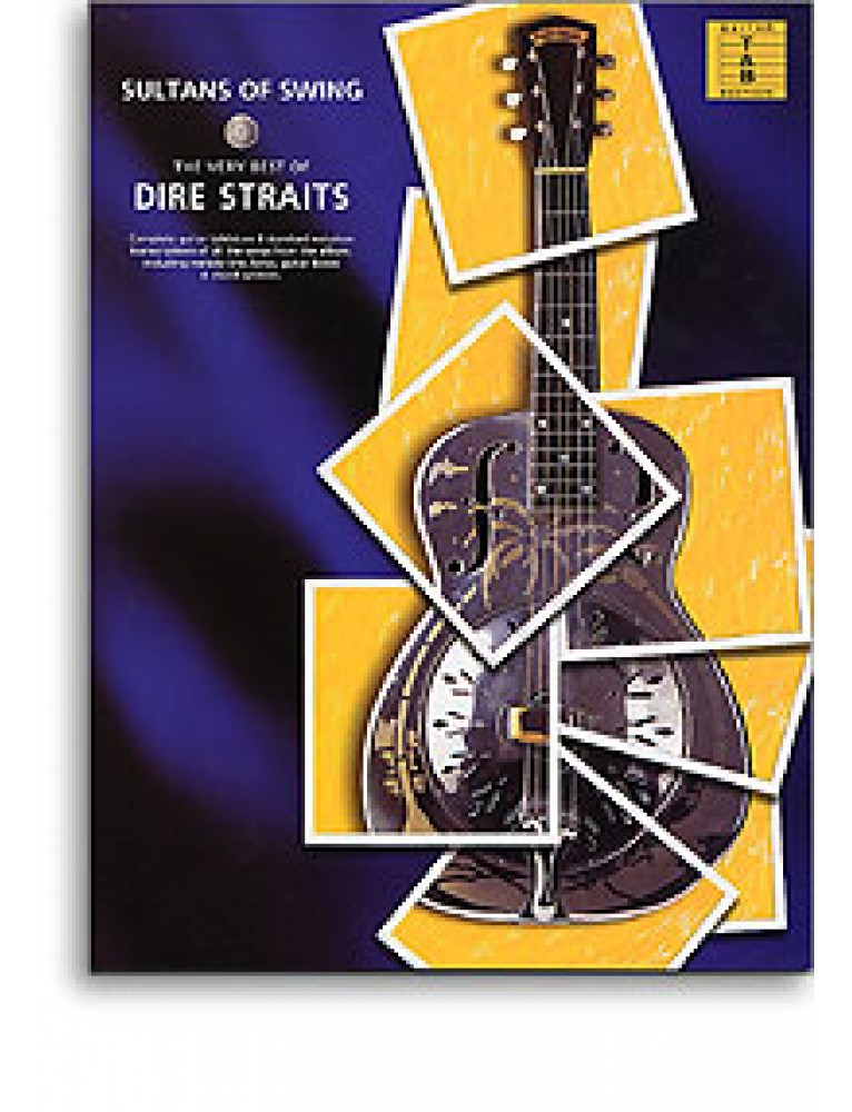 Dire Straits Sultans Of Swing Best Of Guitar Tab