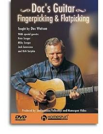 Fingerpicking & Flatpicking Doc watson
