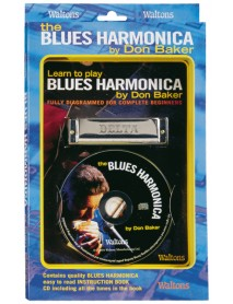 Harmonica Blues Tutor Pack