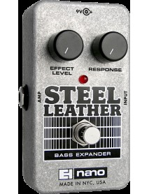 Electro Harmonix Nano Bass Steel Leather