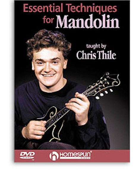 Essential Techniques For Mandolin Chris Thile