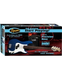 Squier Affinity P Bass Package