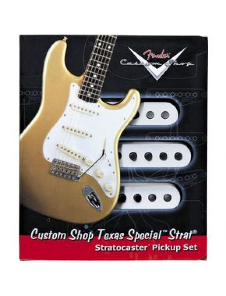 Fender Custom Shop Texas Special Strat Pickup Set