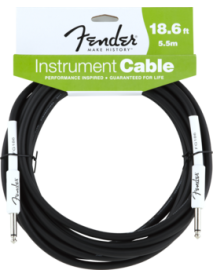 Fender Performance Cable 18.6 ft