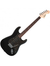 Squier Affinity Stratocaster HSS Black