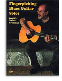 Fingerpicking Blues Guitar Solos Stefan Grossman
