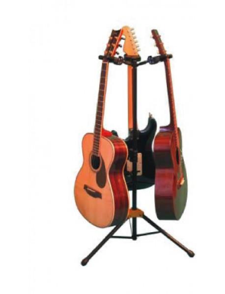 Hercules GS 432B Triple Guitar Stand