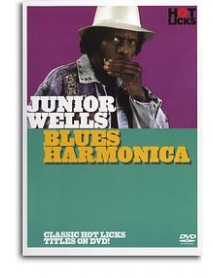 Hot Licks Junior Wells Blues Harmonica