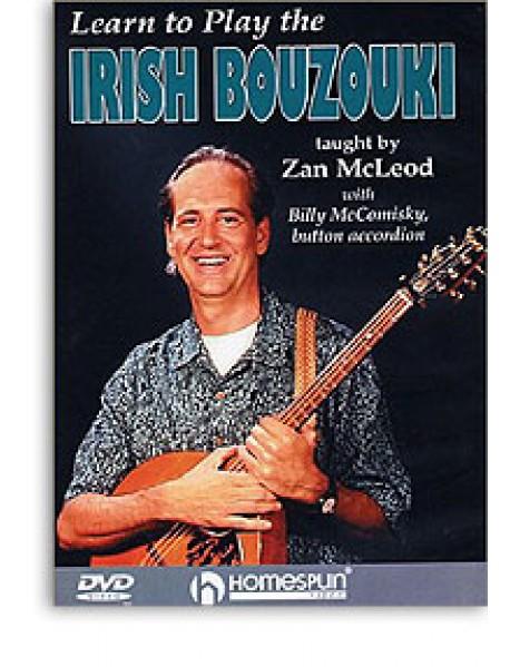Irish Bouzouki Learn To Play by Zan Mcleod