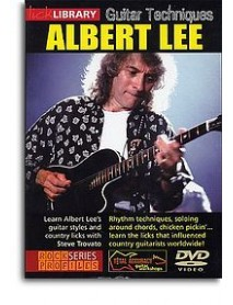Lick Library Guitar Techniques Albert Lee