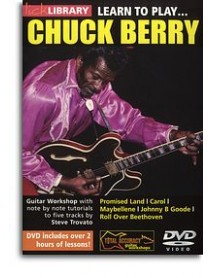 Lick Library Learn To Play Chuck Berry