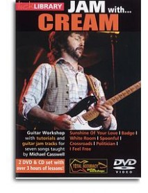 Lick Library Jam With Cream