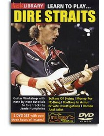 Lick Library Learn To Play Dire Straits