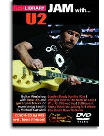 Lick Library Jam with U2