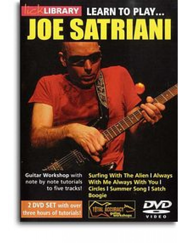 All can lick library joe satriani congratulate, you
