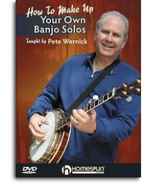 Make Up Your Own Banjo Solos 1