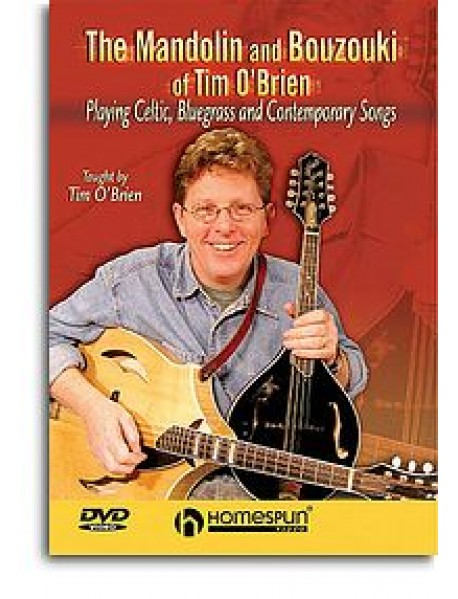 Mandolin And Bouzouki Of Tim O Brien