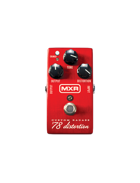Dunlop MXR Custom Badass '78 Distortion pedal