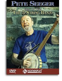 How To Play The 5 String Banjo Pete Seeger