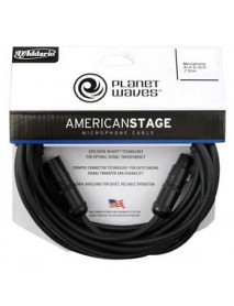 Planet Waves American Stage Microphone Cable XLR to XLR