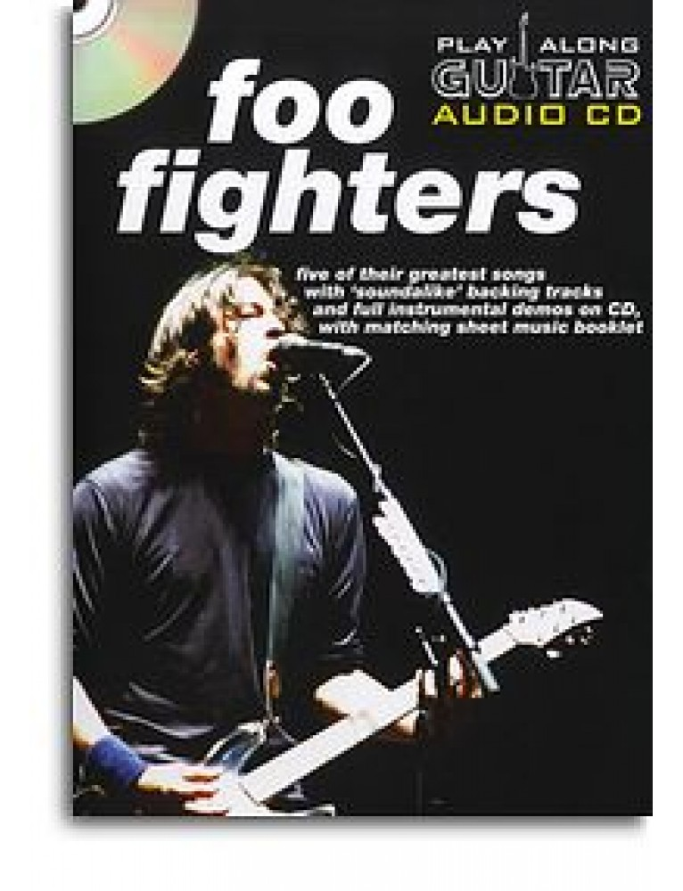 Play Along Guitar Foo Fighters